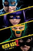 poster kickass 129x200 - Kick-Ass 2 : Les Super-héros sont de retour !