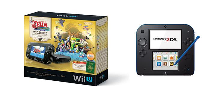 thumb1 - Nouvelles consoles de Nintendo: une Wii U Zelda Wind Waker et la 2DS!