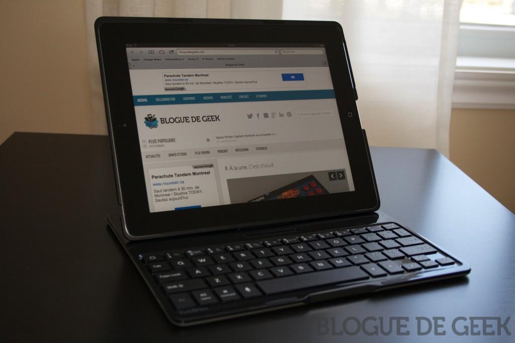 IMG 8341 imp 1024x682 - Test du clavier Ultimate pour iPad de Belkin