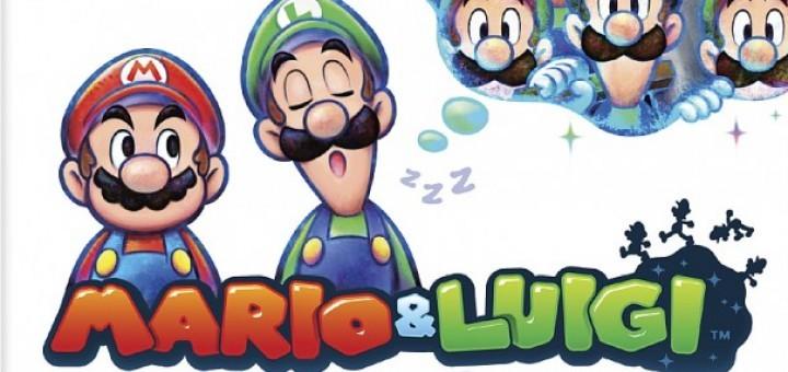 Critique de Mario & Luigi: Dream Team (3DS)