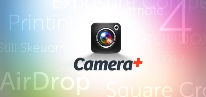 header image 1379512465 - Camera+ 4 optimisé pour iOS 7 est là!