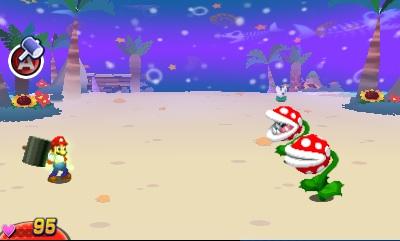 i 40042 - Critique de Mario & Luigi: Dream Team (3DS)