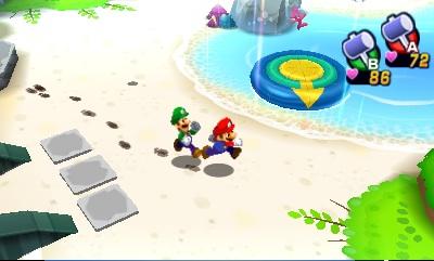 i 40043 - Critique de Mario & Luigi: Dream Team (3DS)
