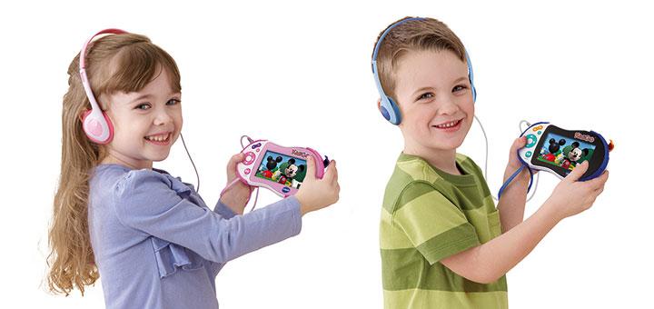 VTech lance le KidiGo, un lecteur multimédia pour les petits!