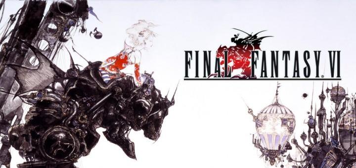 header image 1391713551 - Final Fantasy VI enfin sur iOS!