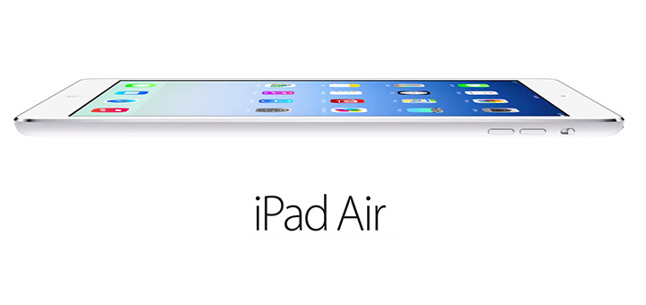 ipad air header - Test de l'iPad Air (2013)