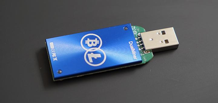 DSC02404 - Test du DualMiner USB 2, une version Scrypt uniquement