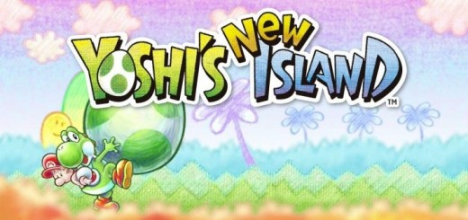 header image 1397692126 520x245 - Critique de Yoshi's New Island [3DS]