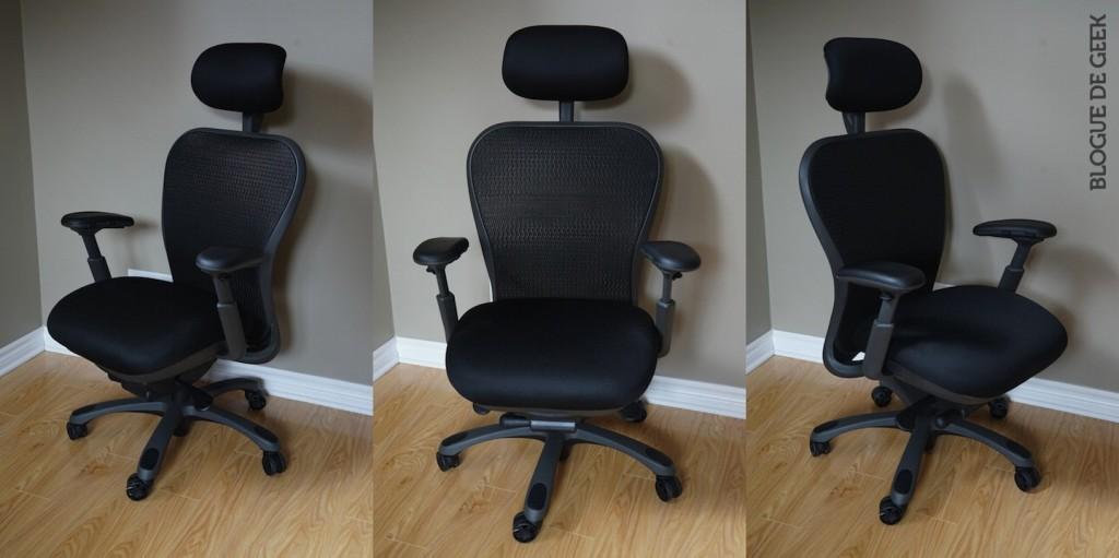 20140527 212640 imp e1401240850239 1024x511 - Chaise ergonomique CXO 6200D de Nightingale [Test]