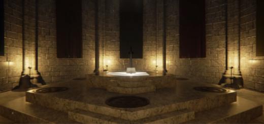 header image 1399644876 520x245 - Le Temple du Temps de Zelda, refait sous Unreal Engine 4