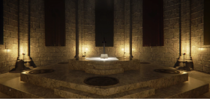 header image 1399644876 - Le Temple du Temps de Zelda, refait sous Unreal Engine 4