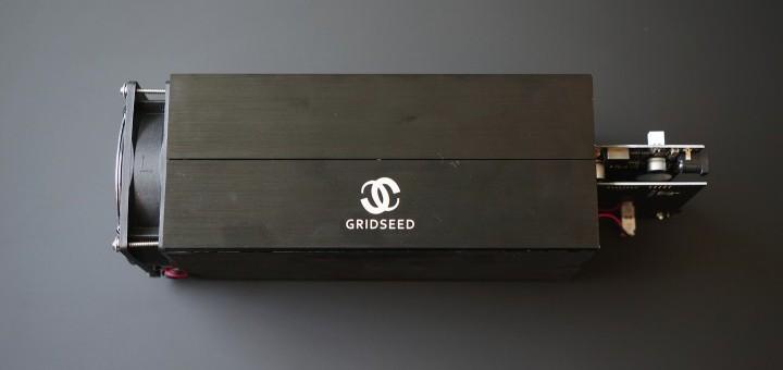 header image 1400172915 - Mineur G-Blade de Gridseed (5.2-6 Mh/s) [Test]