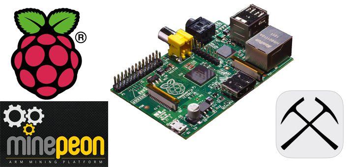 tutoriel raspberry pi tutoriel minepeon - Configurer un Raspberry Pi comme mineur avec MinePeon et DualMiner [Tutoriel]