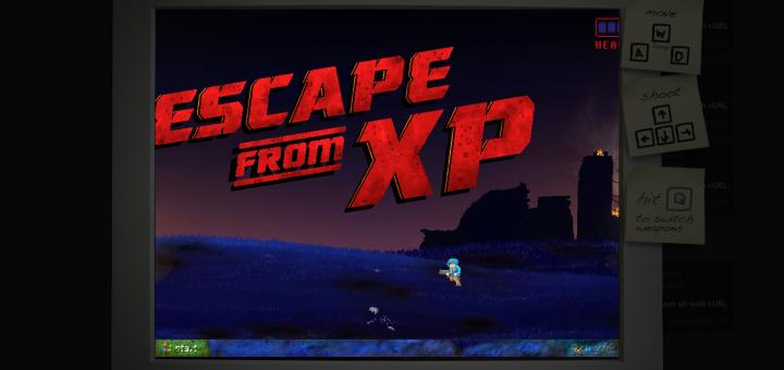 header image 1402428165 - Escape from XP, pouvez-vous survivre à XP?