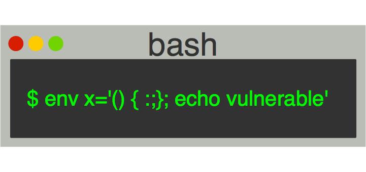 shellshock - Comment colmater le bogue Shellshock (Bash Bug) [Tutorial]