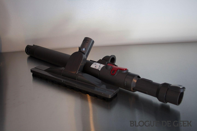 aspirateur cinetic dc78 animal de dyson test blogue de geek. Black Bedroom Furniture Sets. Home Design Ideas