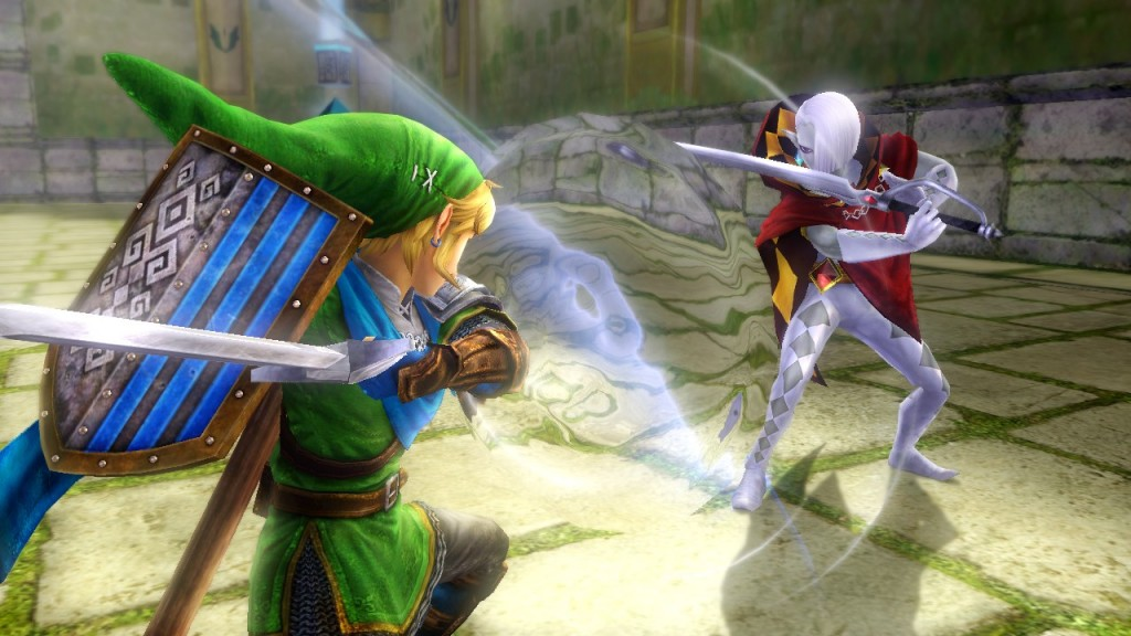 hyrule warriors ghirahim vs link 1024x576 - Critique d'Hyrule Warriors (Wii U)