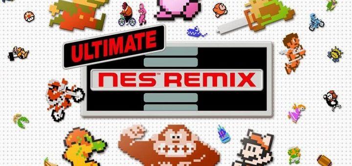 header image 1421688373 - Ultimate NES Remix (3DS) [Critique]
