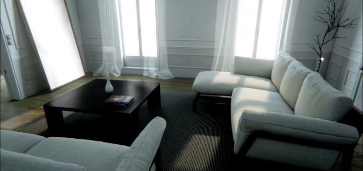 header image 1422469956 - Unreal Engine 4, un appartement à Paris