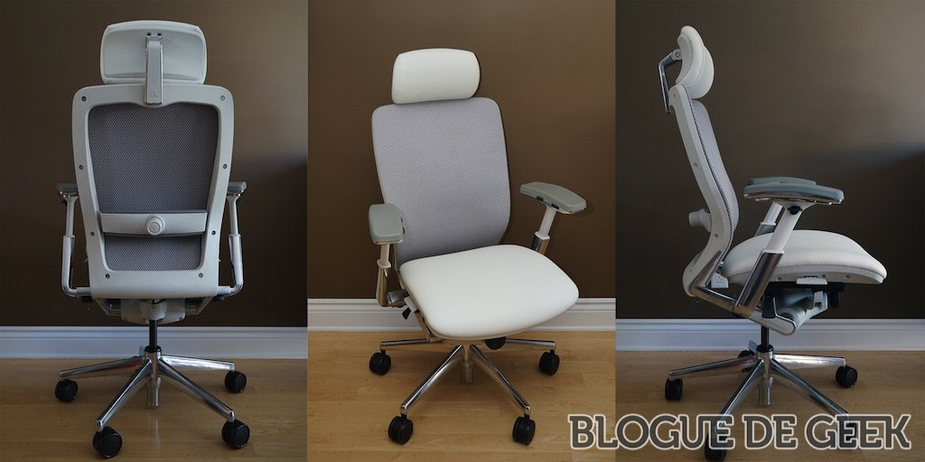 IC2 7300 Ergonomic Chair