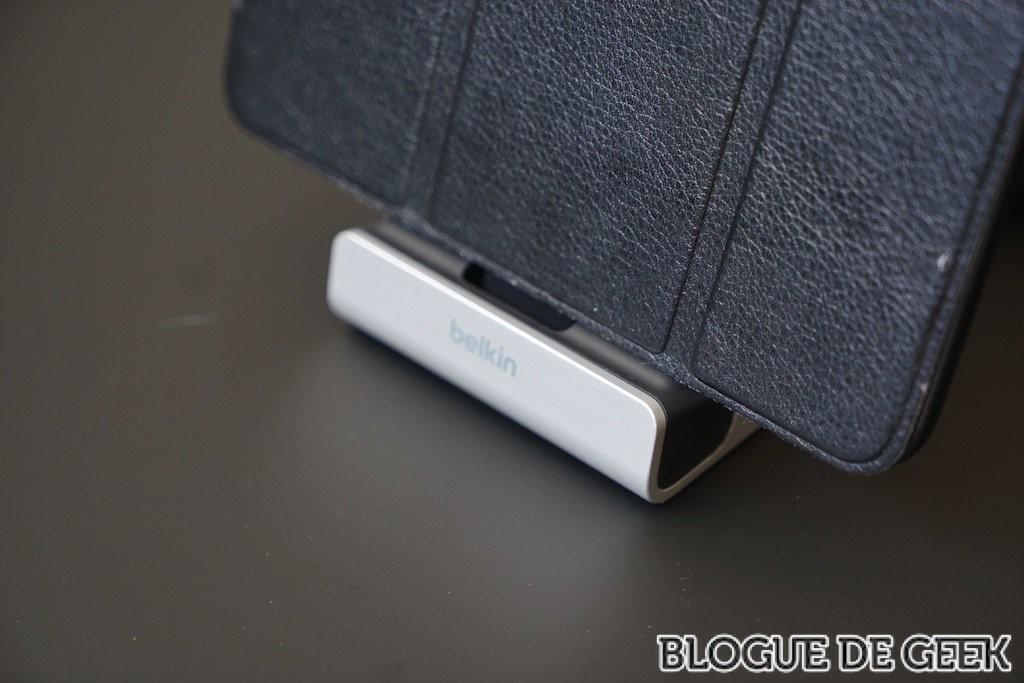 DSC02648 imp 1024x683 - Express Dock de Belkin pour iPad Air 2 [Test]