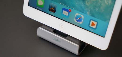 belkin express dock ipad 520x245 - Express Dock de Belkin pour iPad Air 2 [Test]