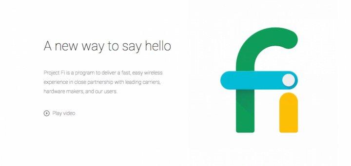 google projet fi - Google devient un fournisseur cellulaire avec le Project Fi!