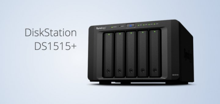 synology ds1515  - DS1515+ de Synology [Test]
