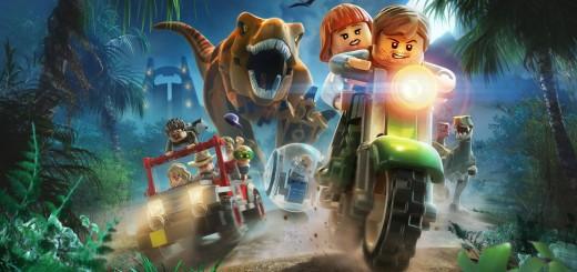 LegoDeGeek 520x245 - LEGO : Jurassic World, critique vidéo