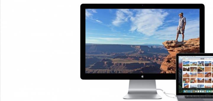 """thunderbolt display - Écran Thunderbolt 27"""" d'Apple [Test]"""