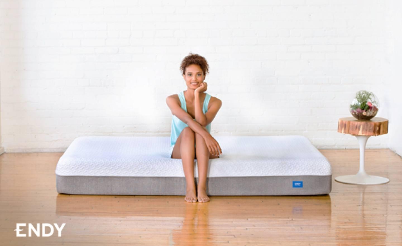 endy sleep mattress hp - La technologie à la rescousse des matelas