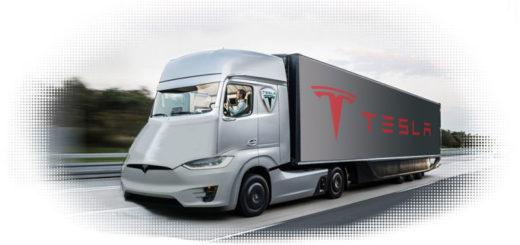 tesla self driving truck 520x245 - Automatisation des transports, une étape importante