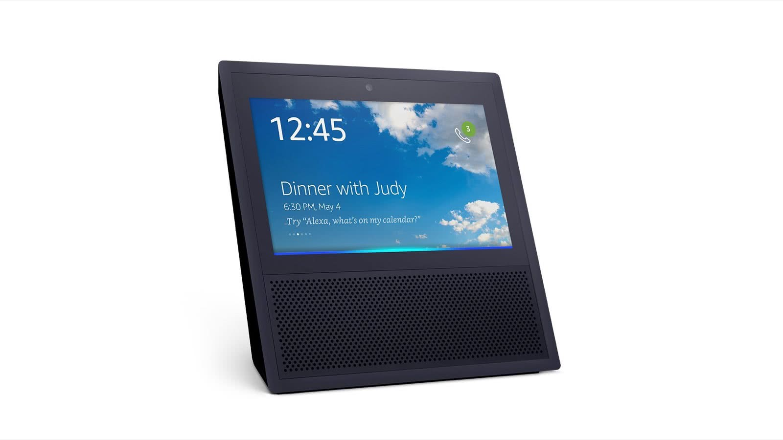 amazon echo show copy - Amazon persévère avec l'Echo Show