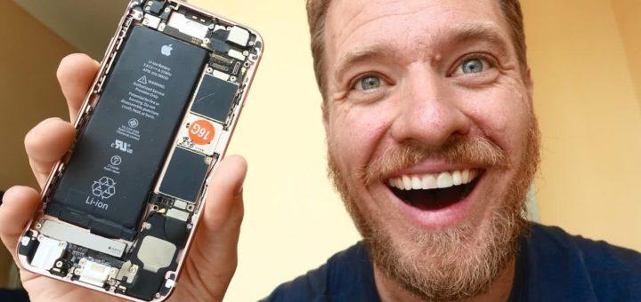 Assembler son propre iPhone en Chine