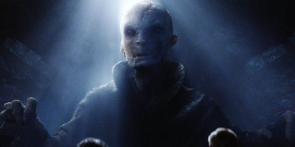 Star Wars Force Awakens Snoke Leader 1024x512 - Les nouvelles des créateurs de Star Wars