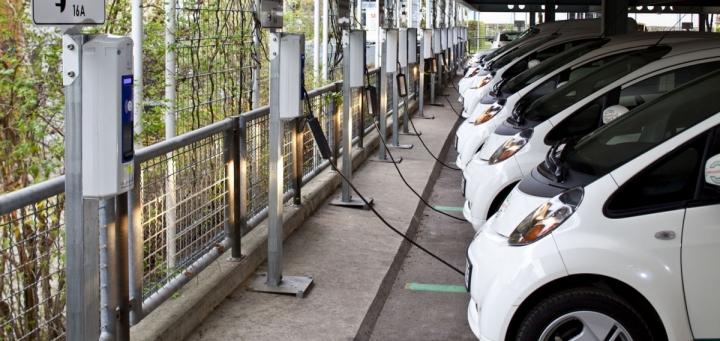 electric car fleet - La modernisation des flottes de véhicules est de mise