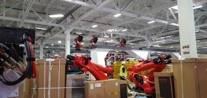 factory - Les défis de l'assemblage automobile en 2018