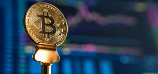 crypto jeu video 520x245 - La blockchain s'invite dans l'industrie du jeu vidéo